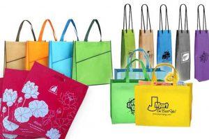 Các mẫu túi vải không dệt phổ biến trên thị trường hiện nay